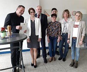 Eva Päckert zur Schulleiterin ernannt