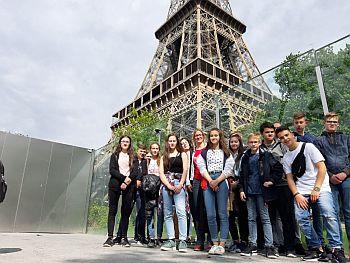 Die HQS in Paris